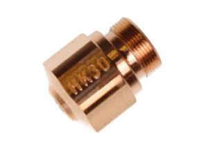laser nozzle for welding