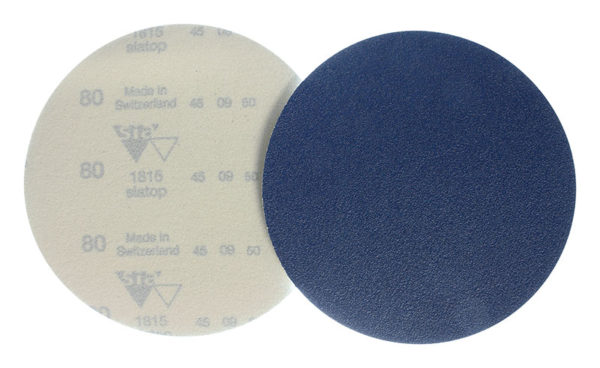 velcro sanding discs from pwp industrial