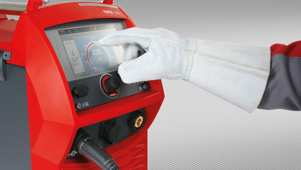 Fronius welding equipment supplied by PWP industries