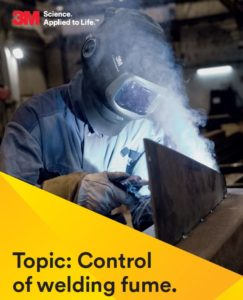 control welding fumes PPE